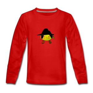 Sister Lemon M - Teenagers' Premium Longsleeve Shirt