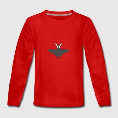 piistrello - Teenager Premium Langarmshirt