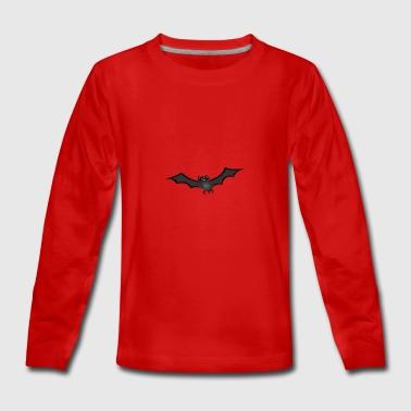 bat21 - Teenager Premium Langarmshirt