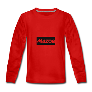 Mazob_Shirt_Design - Teenagers' Premium Longsleeve Shirt