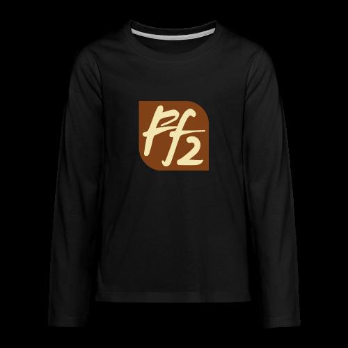 FF2 - Teinien premium pitkähihainen t-paita