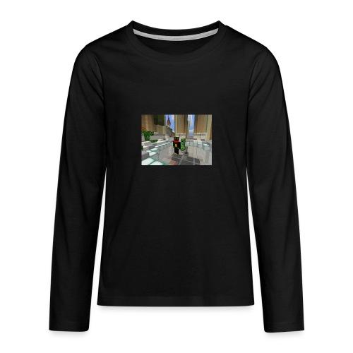 für meine schwester gemacht - Teenagers' Premium Longsleeve Shirt