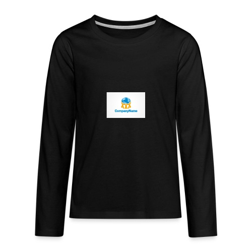 giro del mondo - Maglietta Premium a manica lunga per teenager