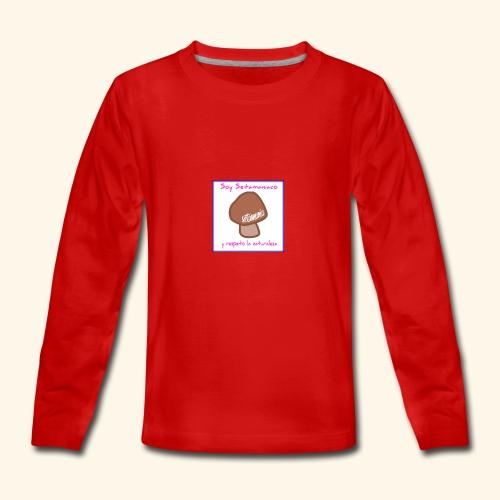 Soy Setamaniaco - Camiseta de manga larga premium adolescente