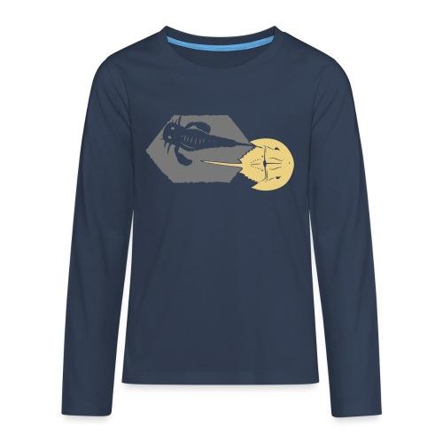 Deep Time Special - Teenagers' Premium Longsleeve Shirt