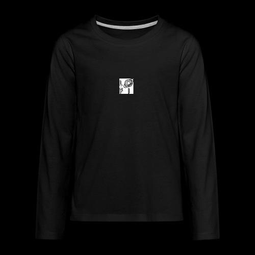 PLANET LOFI - Teenagers' Premium Longsleeve Shirt