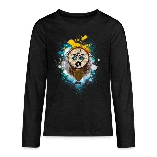 Remember the futur Souviens toi du futur - T-shirt manches longues Premium Ado