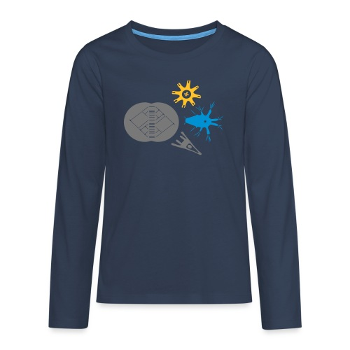 MorphoEvoDevo Special - Teenagers' Premium Longsleeve Shirt