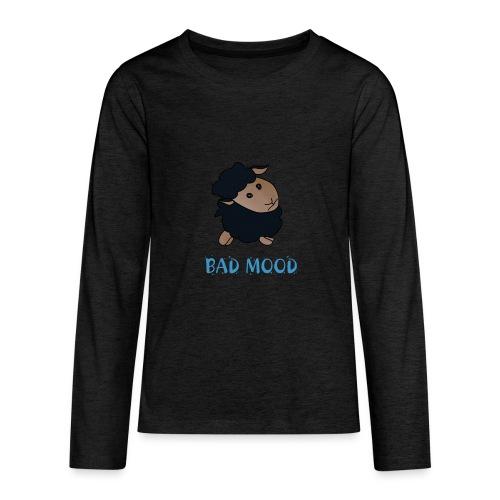 Badmood - Gaspard le petit mouton noir - T-shirt manches longues Premium Ado