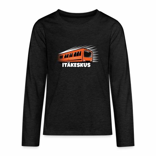 METRO ITÄKESKUS, T-Shirts +150 Products Webshop - Teinien premium pitkähihainen t-paita