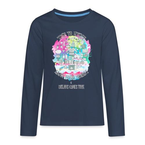 Time to Hygge - T-shirt manches longues Premium Ado