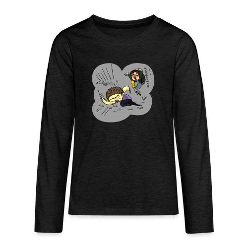 JoJo BA reference - Koszulka Premium z długim rękawem dla nastolatków