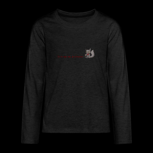 RavenWolfire Design - T-shirt manches longues Premium Ado
