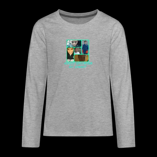 Limited Edition Gillmark Family - Teenagers' Premium Longsleeve Shirt