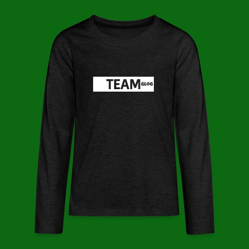 Team Glog - Teenagers' Premium Longsleeve Shirt
