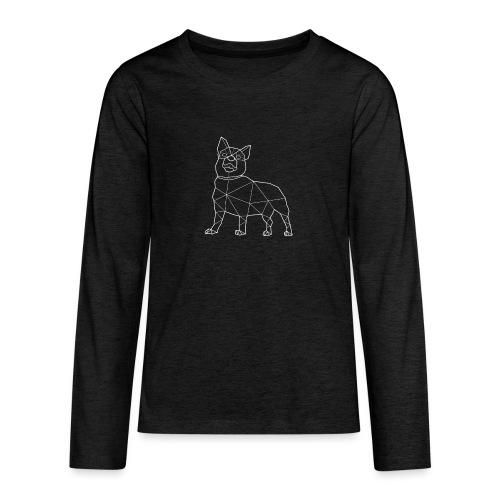 LOKI - Teinien premium pitkähihainen t-paita