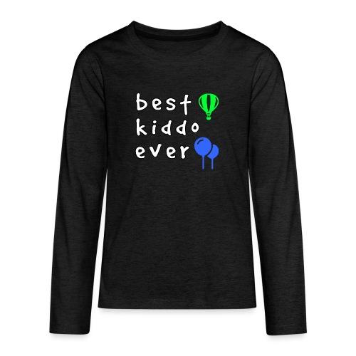 Vi har det bästa barnet av alla - Långärmad premium T-shirt tonåring