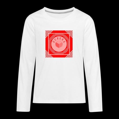 Tee-shirt EUREKA spécial rentrée des classes - T-shirt manches longues Premium Ado