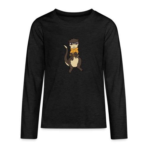 fretka Hypsed - Koszulka Premium z długim rękawem dla nastolatków