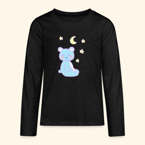 Sleepy bear - T-shirt manches longues Premium Ado