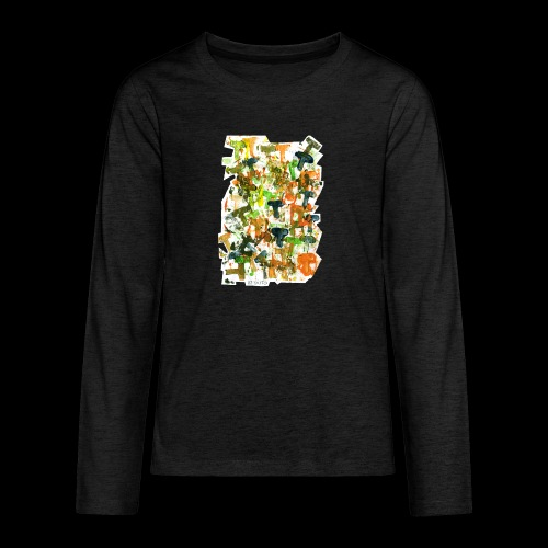 Autumn T BY TAiTO - Teinien premium pitkähihainen t-paita