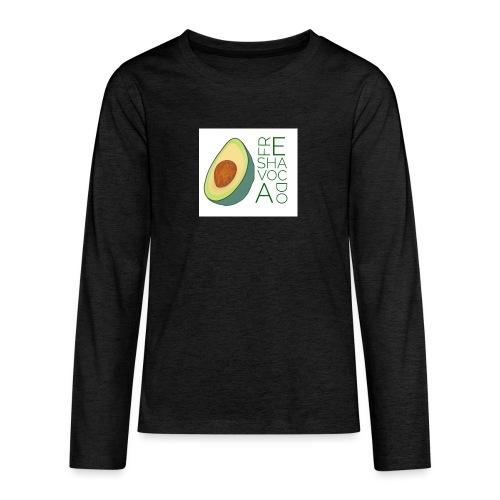 FRESHAVOCADO - Teenagers' Premium Longsleeve Shirt