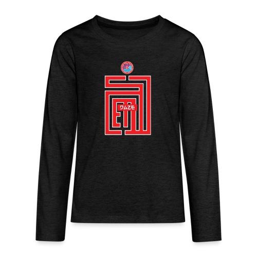 Red Rise II - T-shirt manches longues Premium Ado