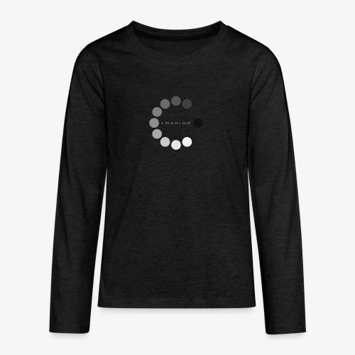 loading 1 - Koszulka Premium z długim rękawem dla nastolatków