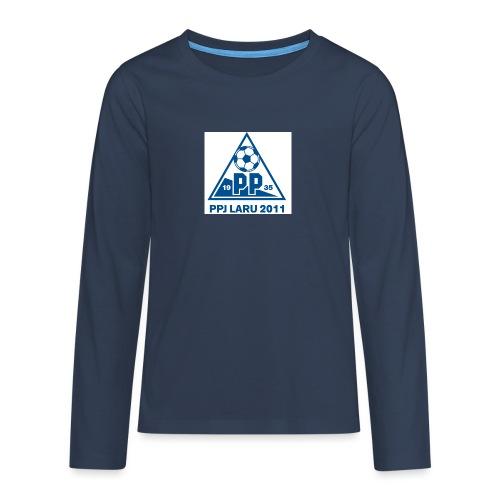 PPJ Laru 2011 - Teinien premium pitkähihainen t-paita
