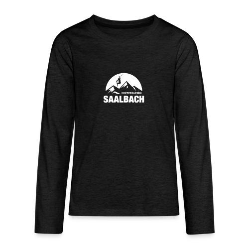 Summit Saalbach - Teenager Premium shirt met lange mouwen