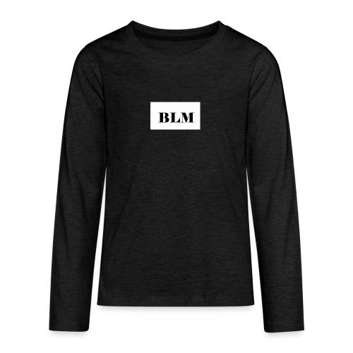 BLM - T-shirt manches longues Premium Ado