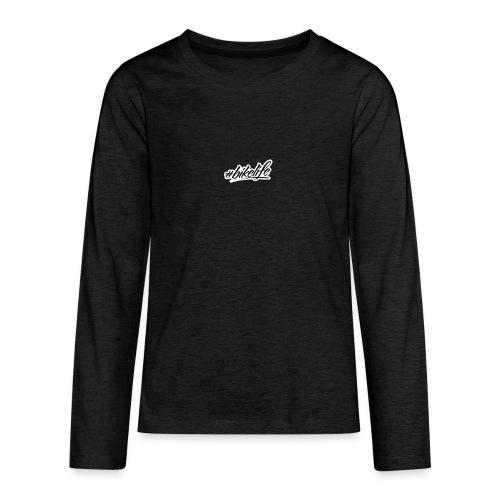 #BIKELIFE - Teenagers' Premium Longsleeve Shirt
