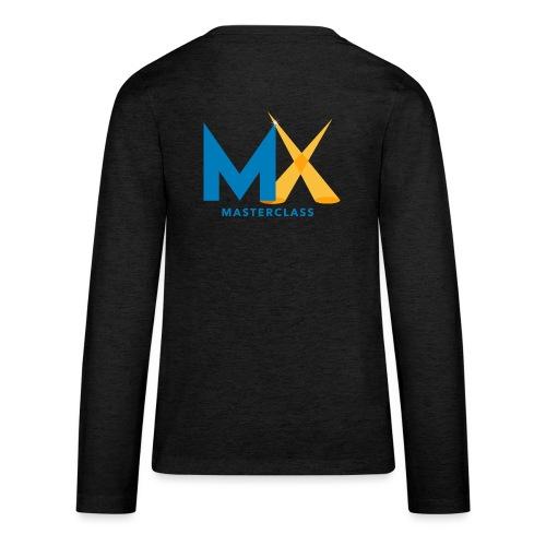 MX Masterclass - Teenagers' Premium Longsleeve Shirt