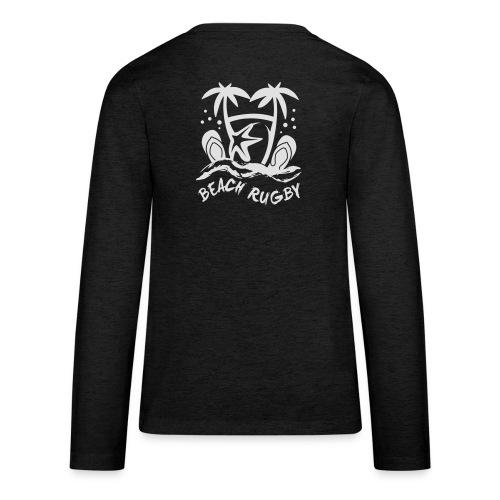 BEACH RUGBY - T-shirt manches longues Premium Ado