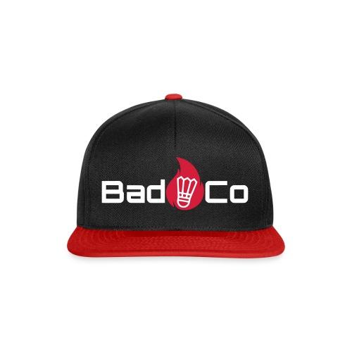 BadCoLogo 3colors - Snapbackkeps