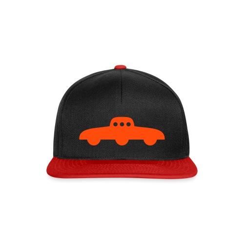 Transparent UFO - Snapback Cap