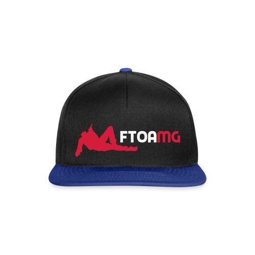 FToaMG Logo - Snapback Cap