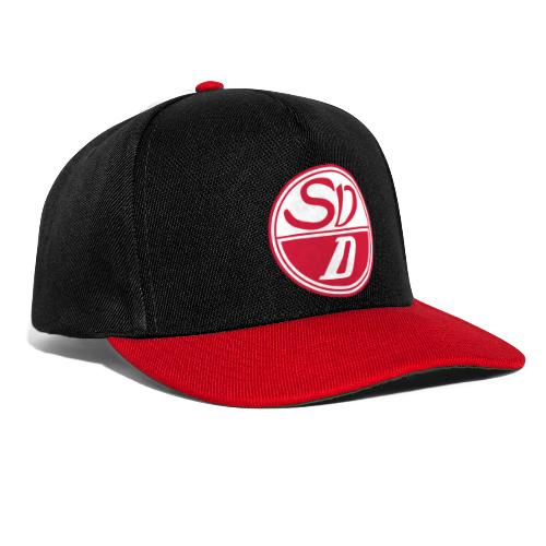 SVD Logo (rot-weiss) - Snapback Cap