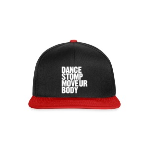 Dance Stomp Move Ur Body - Snapback Cap