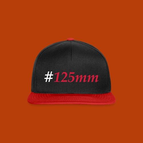 #125mm - Snapback Cap