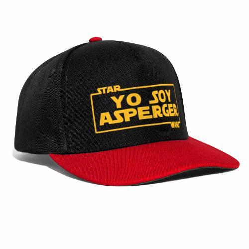 Yo soy Asperger - StarW - Gorra Snapback