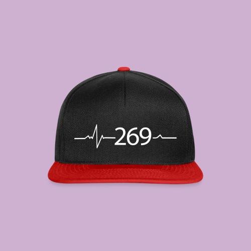 269 - RESPEKTIERE LEBEN - Snapback Cap