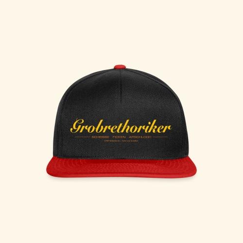 Grobrethoriker - Snapback Cap