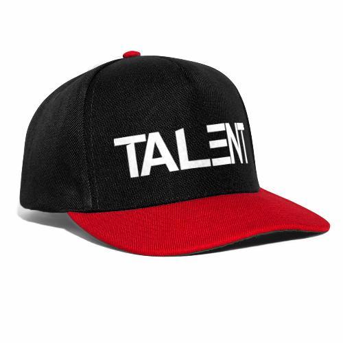 TALENT - Snapback Cap