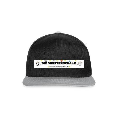 Die Meisterschale Logo Banner1 jpg - Snapback Cap