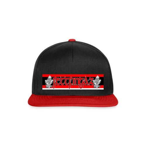 FettLogo001 2 jpg - Snapback Cap