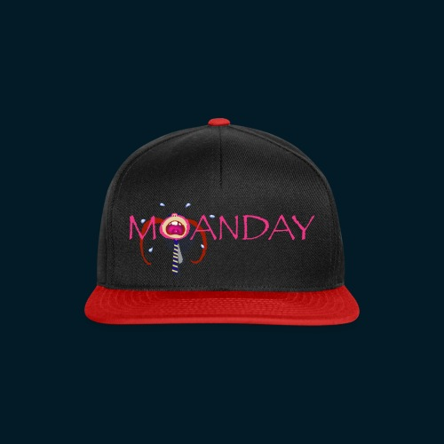 MOANDAY Girl blues - Snapback cap