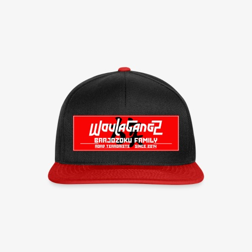 WoulaApparel - Casquette snapback