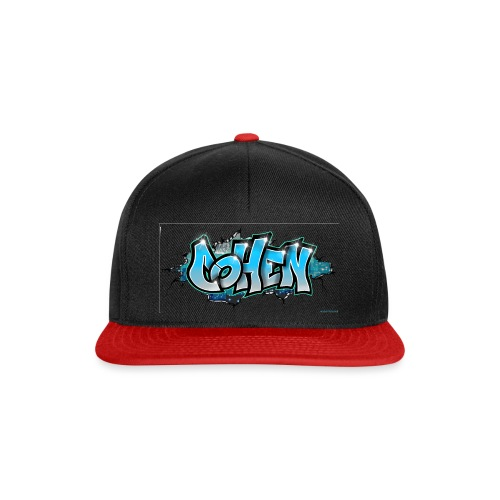 COHEN GRAFFITI TAG PRINTABLE BY MAX LE TAGUEUR - Casquette snapback