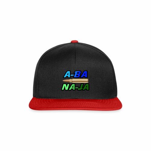 A-BA NA-JA - Snapback Cap